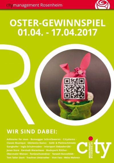 Oster Gewinnspiel Rosenheim 2017