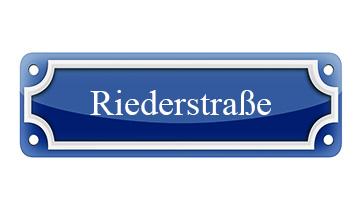 Riederstraße