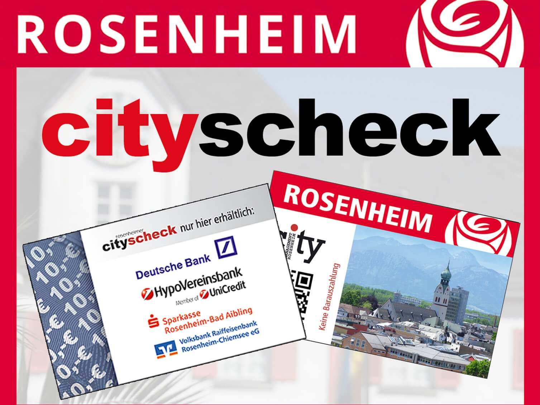 Cityscheck Voder- und Rückseite