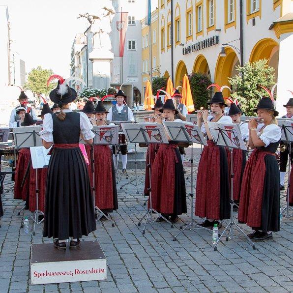 Sommer in Rosenheim